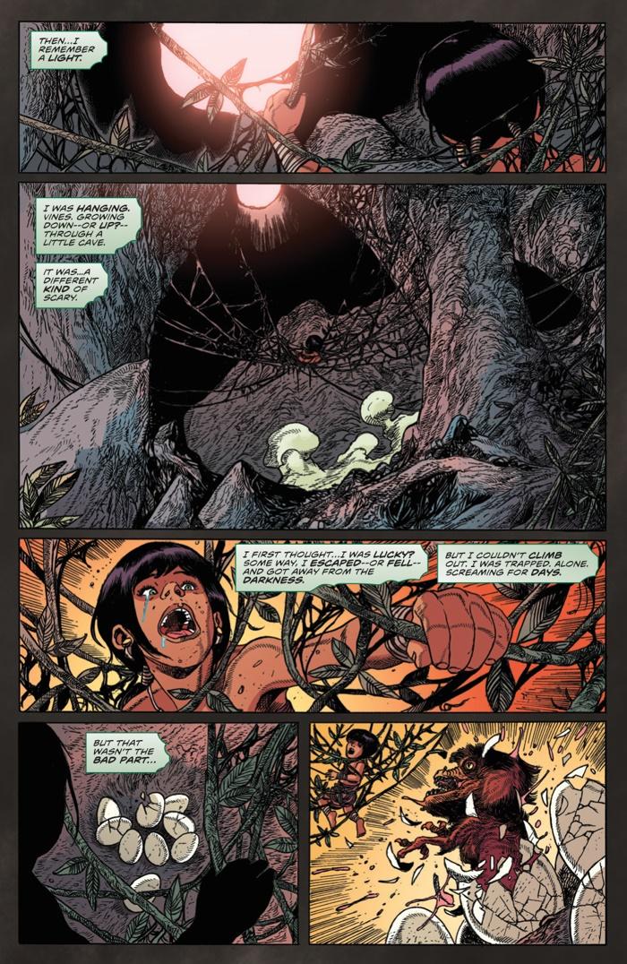 KongSkullIsland_010_PRESS_4 ComicList Preview: KONG OF SKULL ISLAND #10