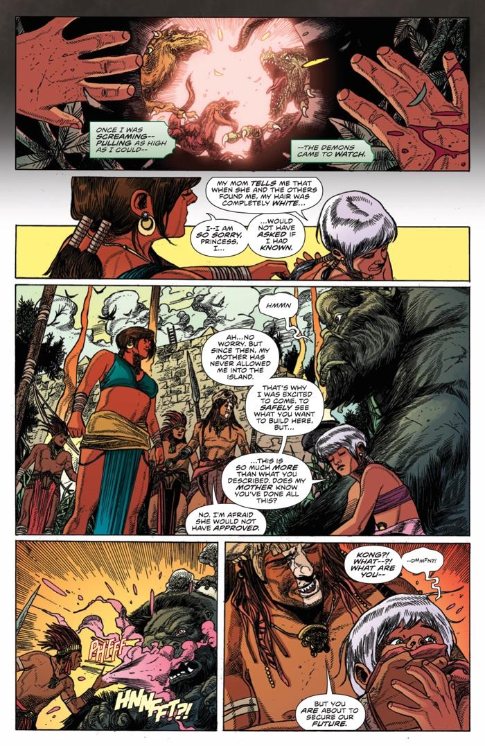 KongSkullIsland_010_PRESS_5 ComicList Preview: KONG OF SKULL ISLAND #10