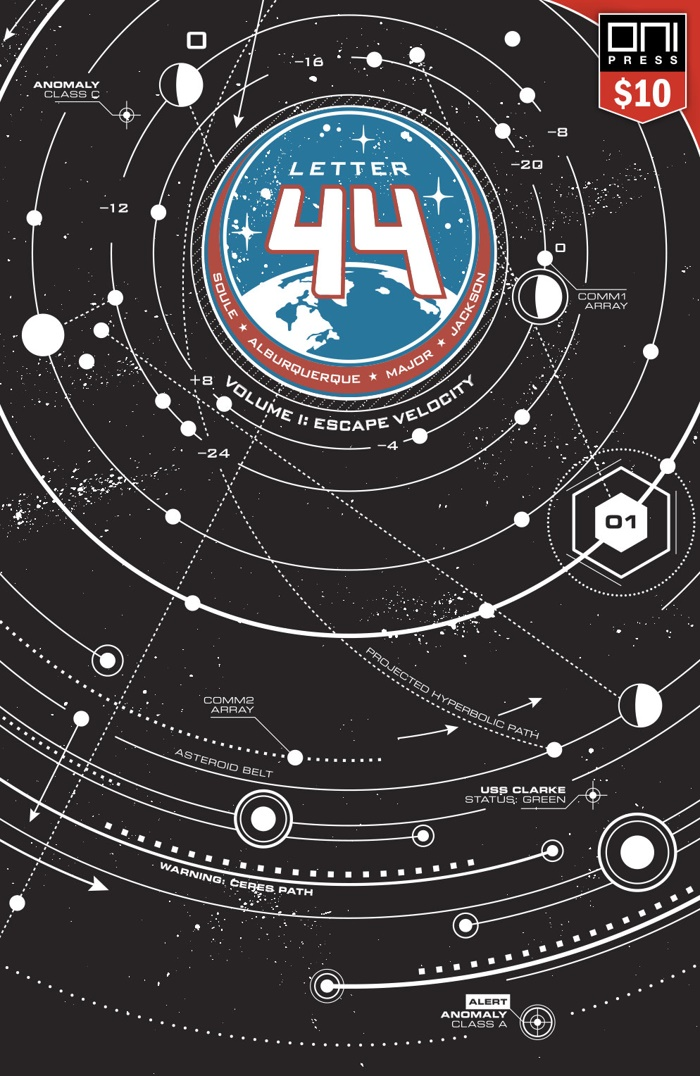 LETTER44-V1-$10-TPB-MARKETING_Preview-1 ComicList Preview: LETTER 44 VOLUME 1 ESCAPE VELOCITY TP (SQUARE ONE EDITION)