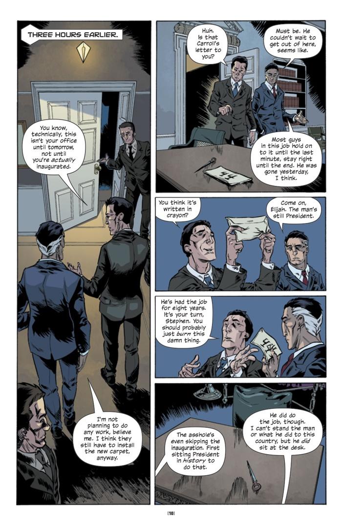 LETTER44-V1-$10-TPB-MARKETING_Preview-5 ComicList Preview: LETTER 44 VOLUME 1 ESCAPE VELOCITY TP (SQUARE ONE EDITION)