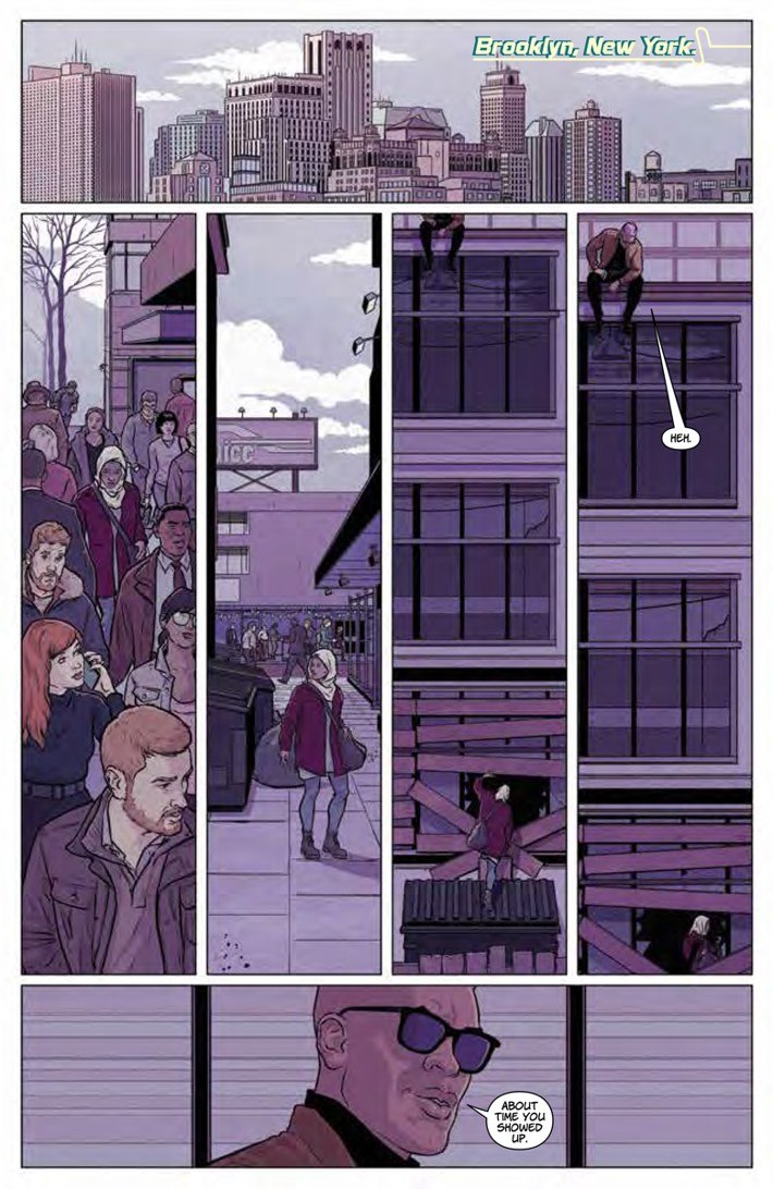 LW3_PREVIEW_2 ComicList Previews: LIVEWIRE #3