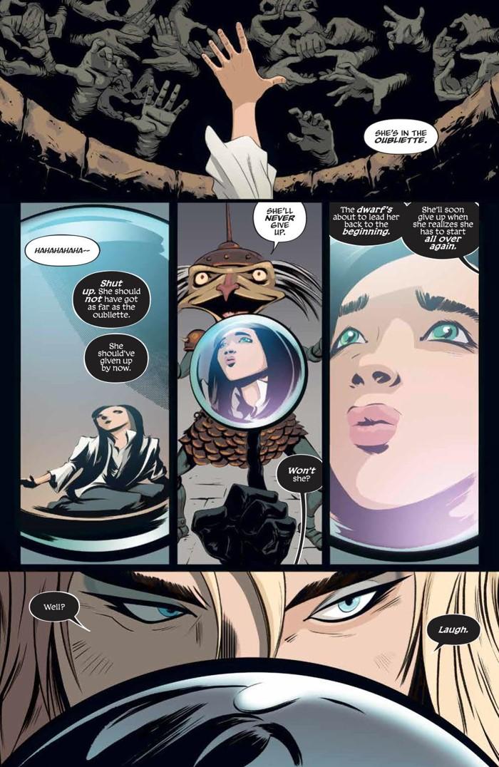 Labyrinth_Coronation_001_PRESS_3 ComicList Previews: JIM HENSON'S LABYRINTH CORONATION #1