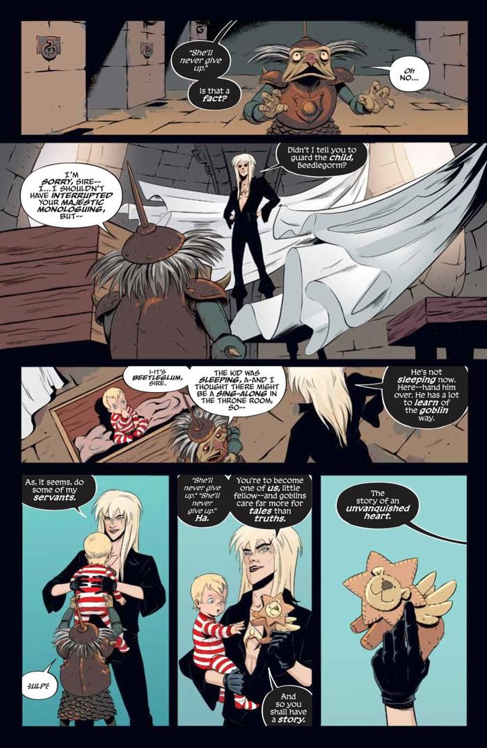 Labyrinth_Coronation_001_PRESS_5 ComicList Previews: JIM HENSON'S LABYRINTH CORONATION #1