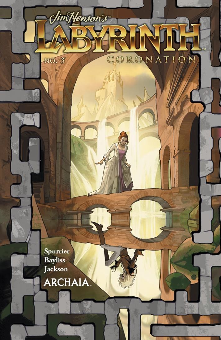 Labyrinth_Coronation_003_A_Main ComicList Previews: JIM HENSON'S LABYRINTH CORONATION #3