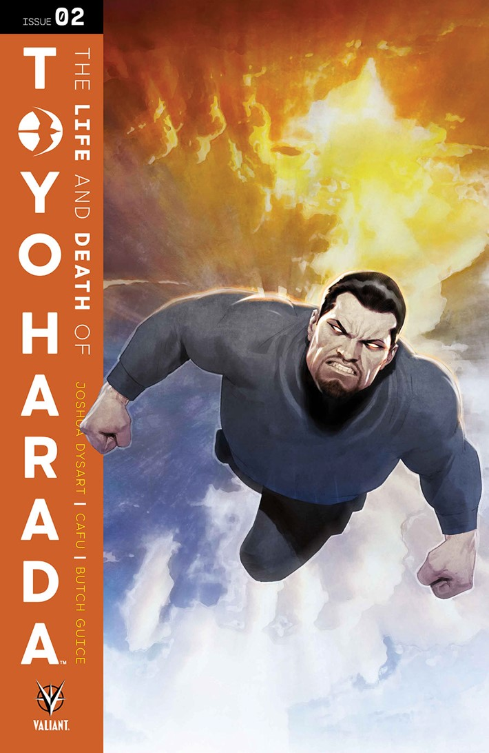 LifeDeathHarada02B ComicList Previews: THE LIFE AND DEATH OF TOYO HARADA #2