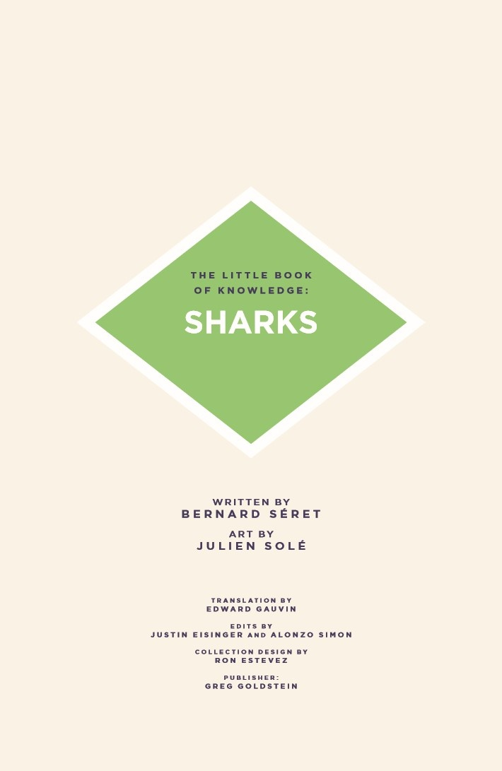LittleBookOfKnowledge_Shark-pr-3 ComicList Previews: THE LITTLE BOOK OF KNOWLEDGE SHARKS HC