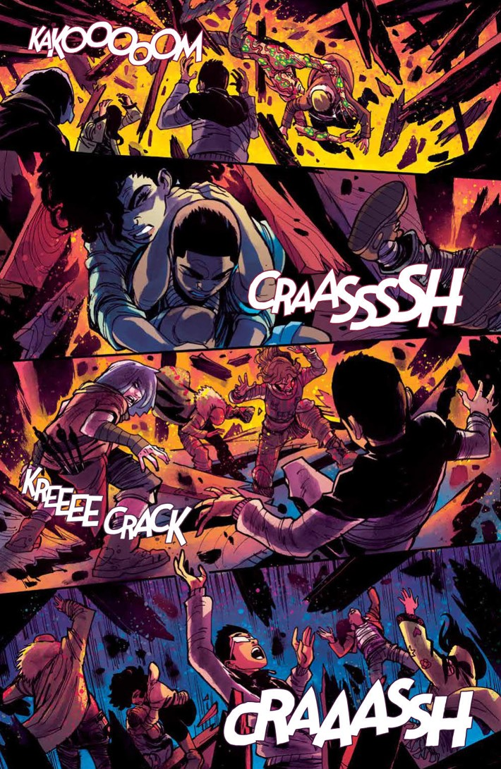 LowRoadWest_005_PRESS_4 ComicList Previews: LOW ROAD WEST #5
