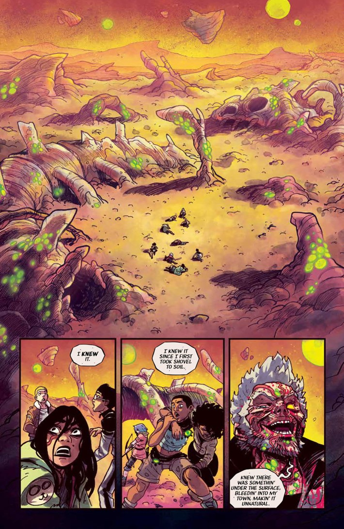 LowRoadWest_005_PRESS_6 ComicList Previews: LOW ROAD WEST #5