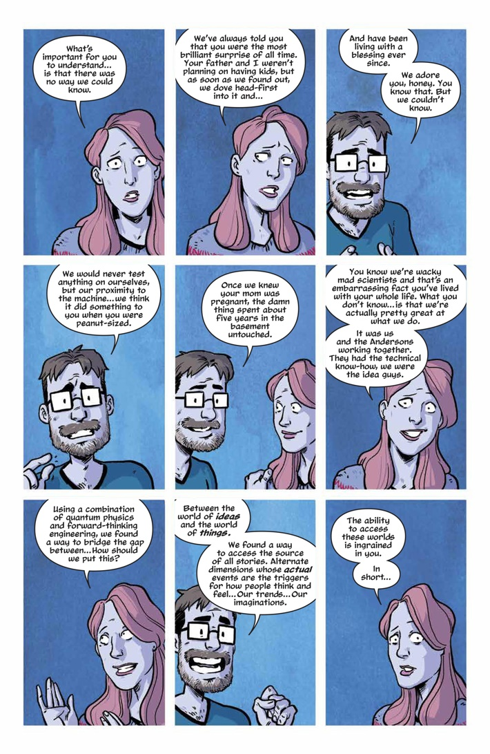 LucyDreaming_002_PRESS_3 ComicList Previews: LUCY DREAMING #2