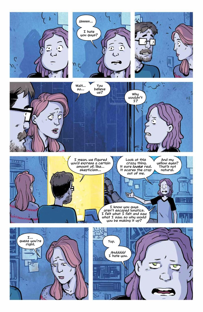 LucyDreaming_002_PRESS_5 ComicList Previews: LUCY DREAMING #2