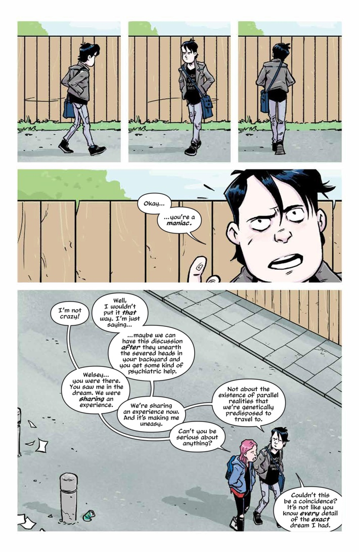 LucyDreaming_003_PRESS_3 ComicList Previews: LUCY DREAMING #3