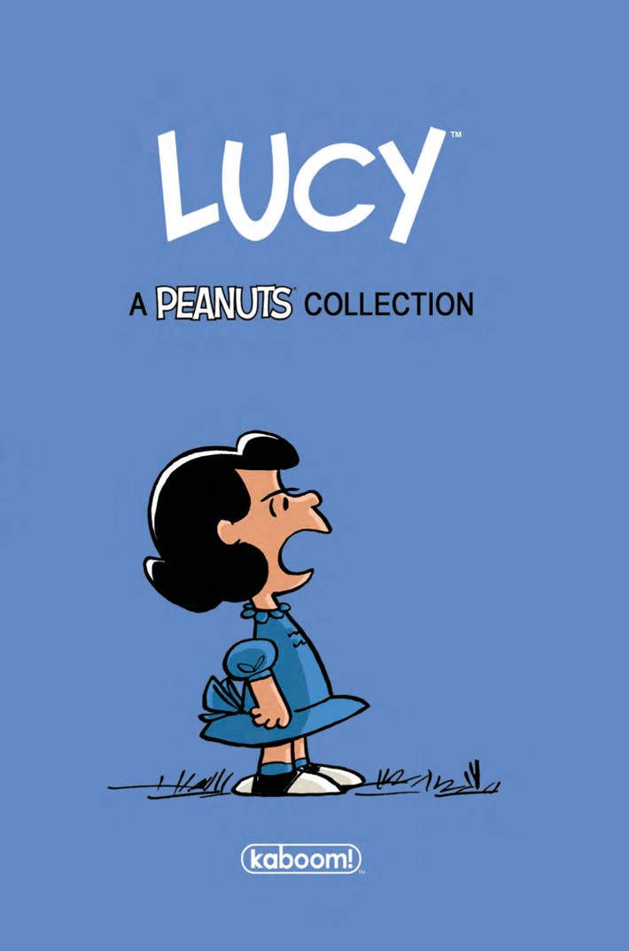 Lucy_HC_PRESS_1 ComicList Previews: LUCY A PEANUTS COLLECTION HC
