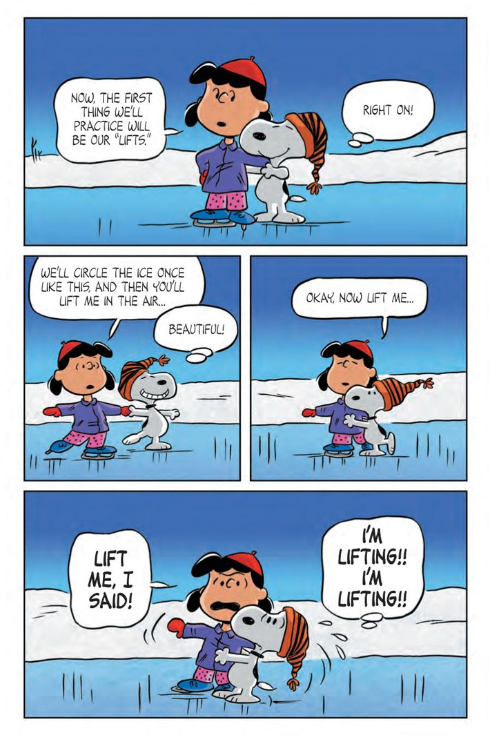 Lucy_HC_PRESS_11 ComicList Previews: LUCY A PEANUTS COLLECTION HC
