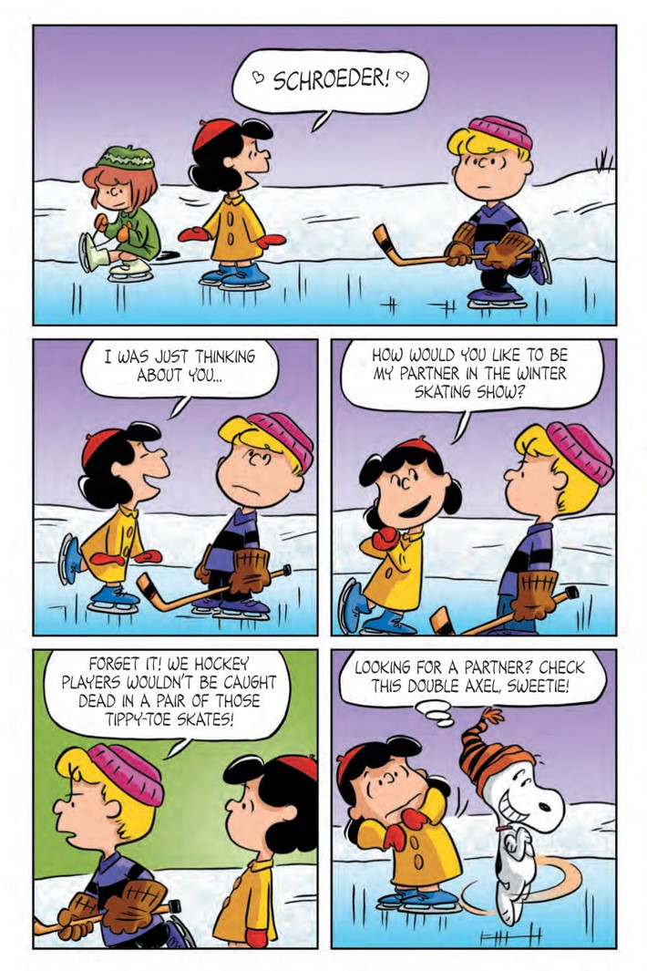 Lucy_HC_PRESS_7 ComicList Previews: LUCY A PEANUTS COLLECTION HC