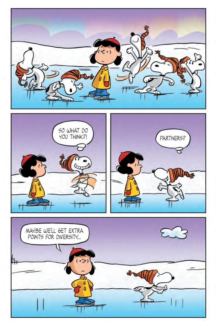 Lucy_HC_PRESS_9 ComicList Previews: LUCY A PEANUTS COLLECTION HC
