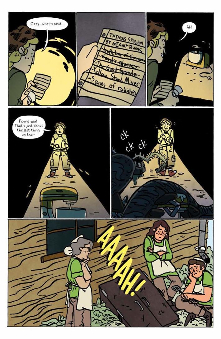 Lumberjanes_059_PRESS_7 ComicList Previews: LUMBERJANES #59