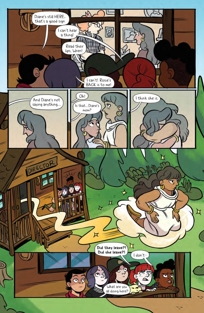 Lumberjanes_Max_HC_v5_PRESS_11 ComicList Previews: LUMBERJANES TO THE MAX EDITION VOLUME 5 HC