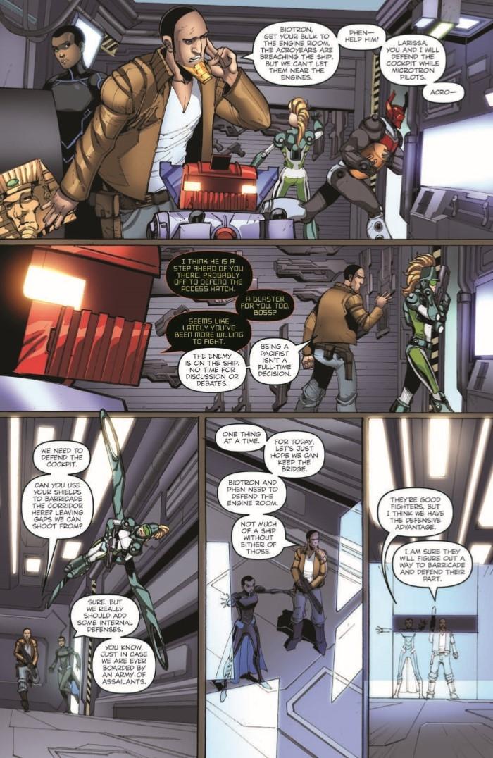 MICRO_11-pr-7 ComicList Preview: MICRONAUTS #11