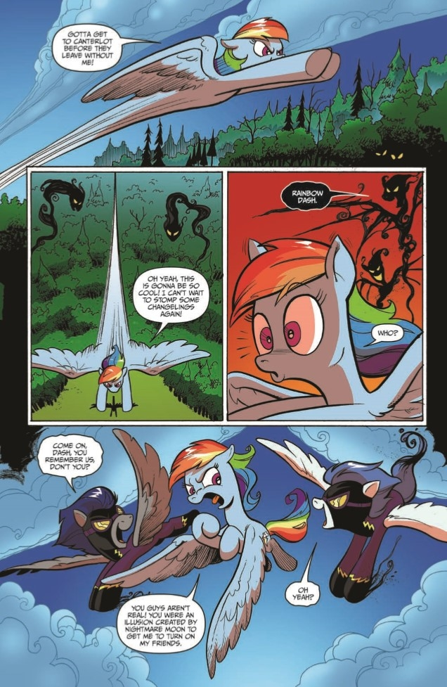 ComicList Preview MY LITTLE PONY ANNUAL 2017 1