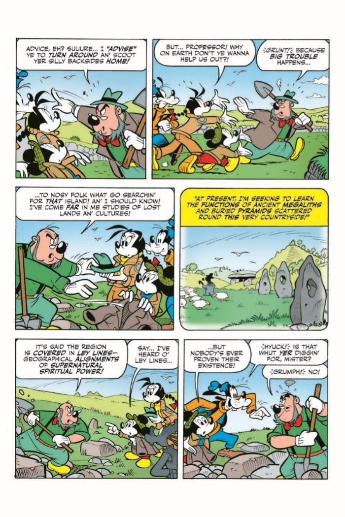 MM_DarkMines_TPB-pr-6 ComicList Preview: MICKEY MOUSE DARK MINES OF THE PHANTOM METAL TP