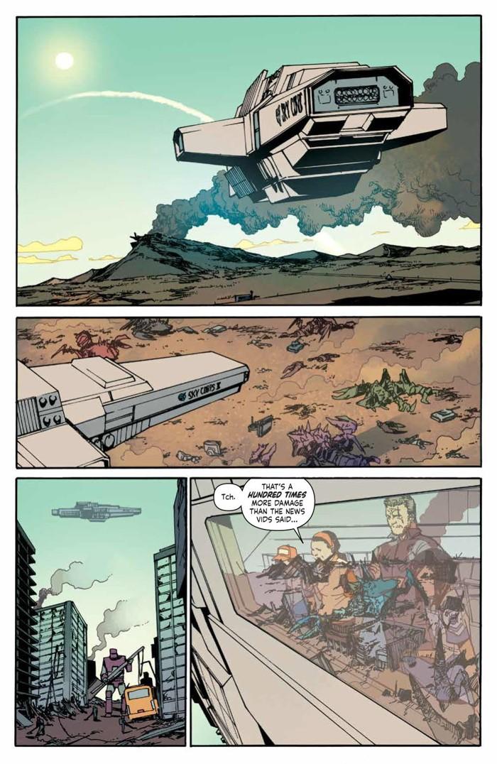 MechCadetYu_007_PRESS_7 ComicList Previews: MECH CADET YU #7