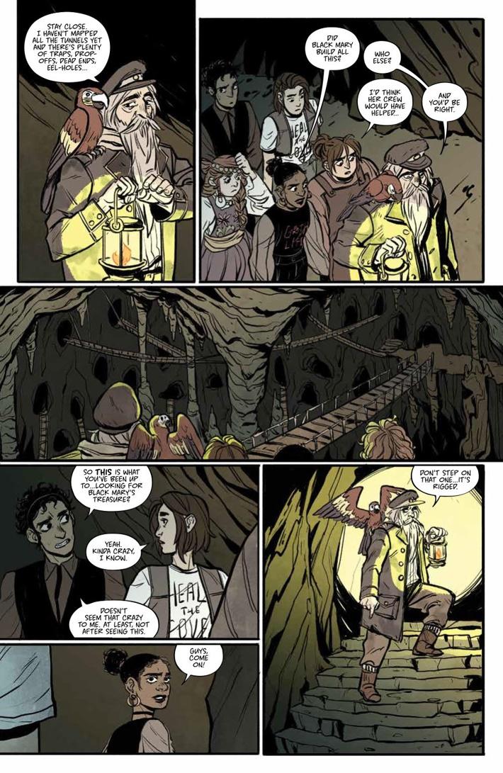 MisfitCity_SC_v2_PRESS_12 ComicList Previews: MISFIT CITY VOLUME 2 TP