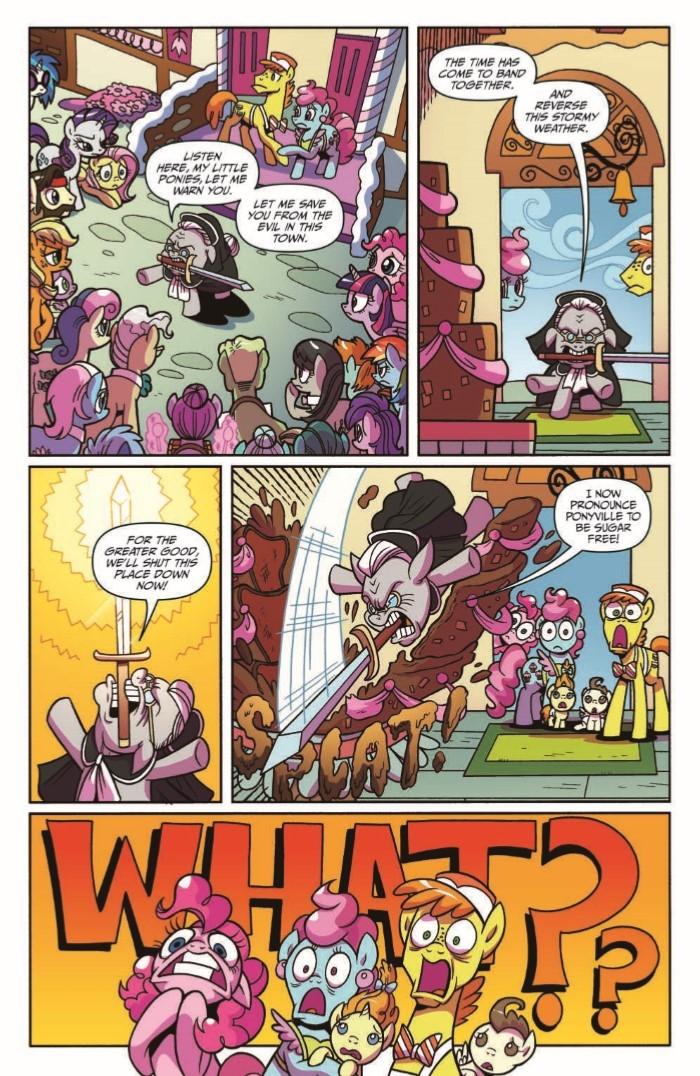 MyLittlePony_FiM_63-pr-7 ComicList Previews: MY LITTLE PONY FRIENDSHIP IS MAGIC #63