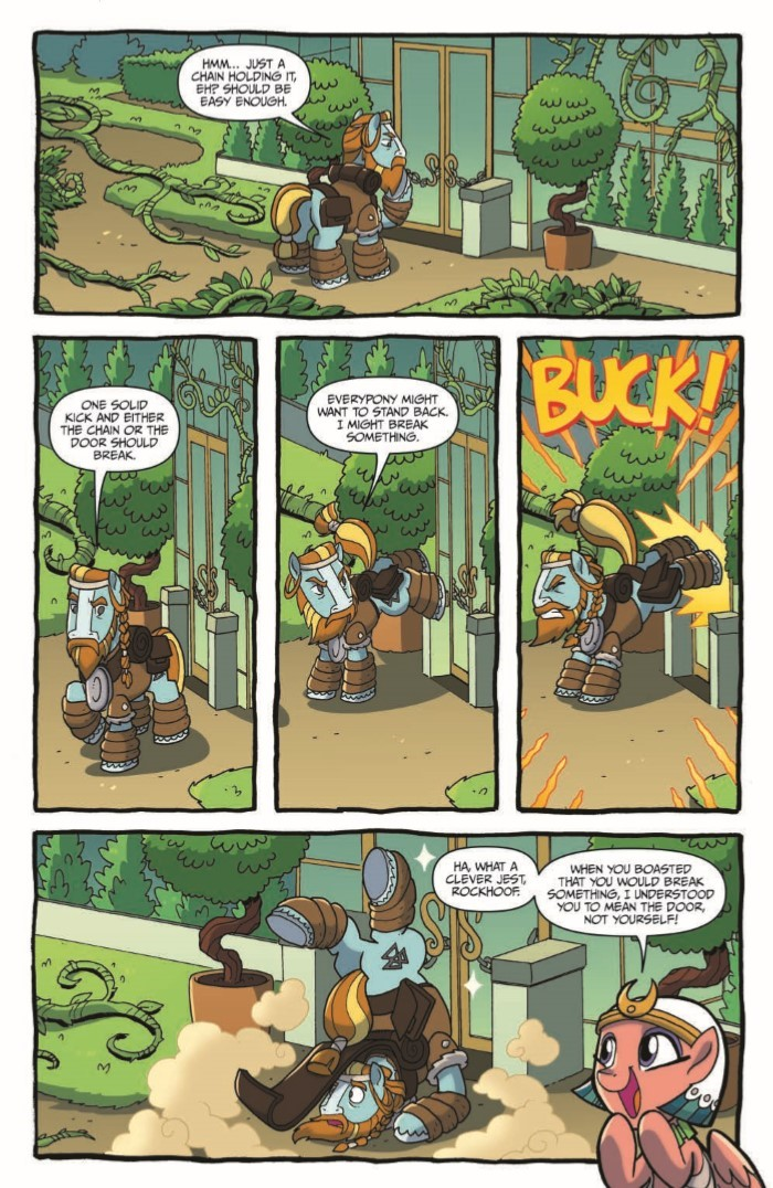 MyLittlePony_LoM_11-pr-5 ComicList Previews: MY LITTLE PONY LEGENDS OF MAGIC #11