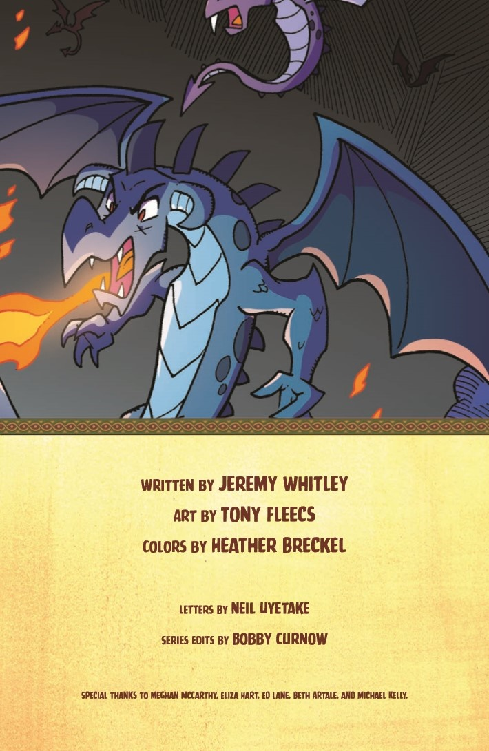MyLittlePony_LoM_vol02-pr-3 ComicList Previews: MY LITTLE PONY LEGENDS OF MAGIC VOLUME 2 TP