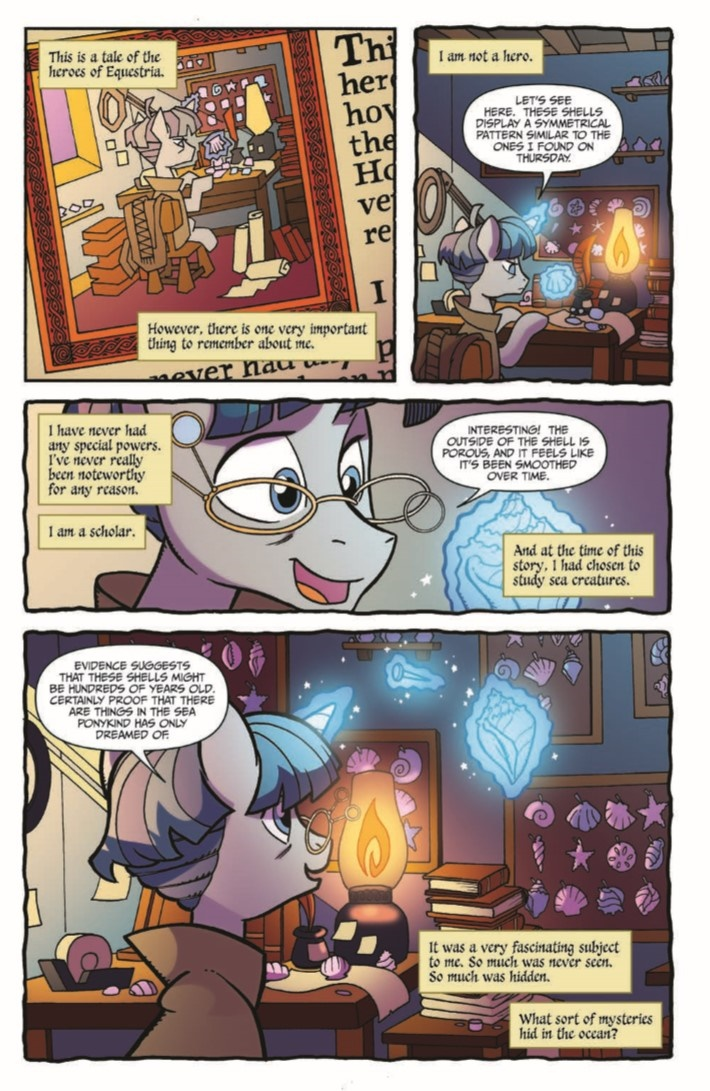 MyLittlePony_LoM_vol02-pr-7 ComicList Previews: MY LITTLE PONY LEGENDS OF MAGIC VOLUME 2 TP