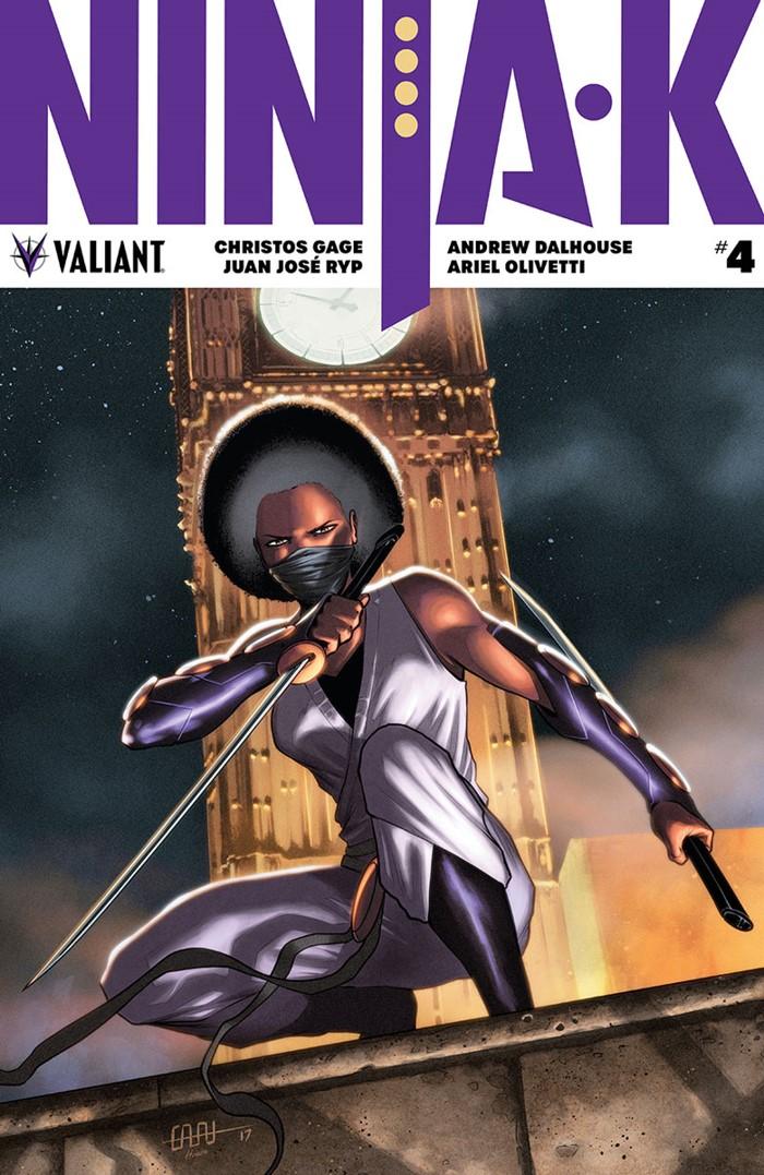 NINJA-K_004_COVER-A_CAFU ComicList Previews: NINJA-K #4