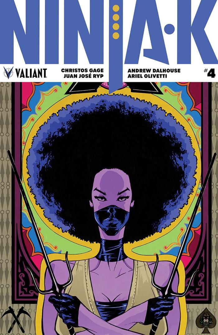 NINJA-K_004_COVER-B_POLLINA ComicList Previews: NINJA-K #4