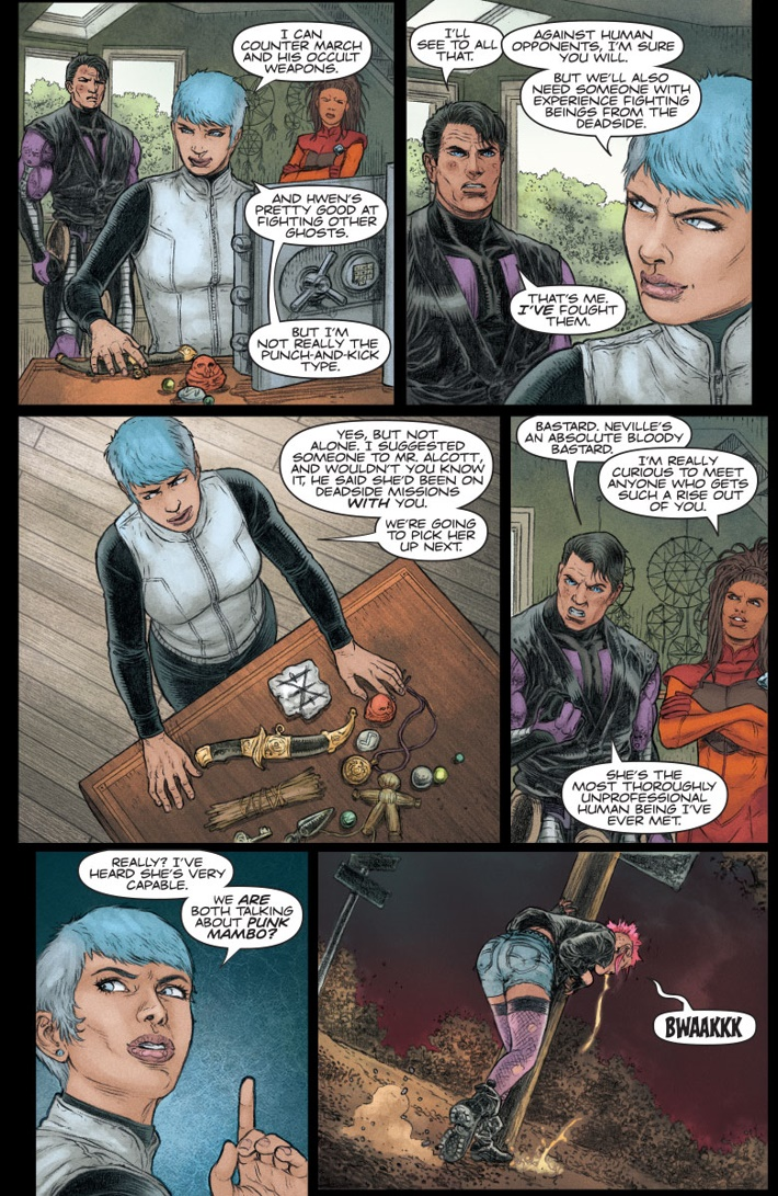 NINJA-K_007_004 ComicList Previews: NINJA-K #7
