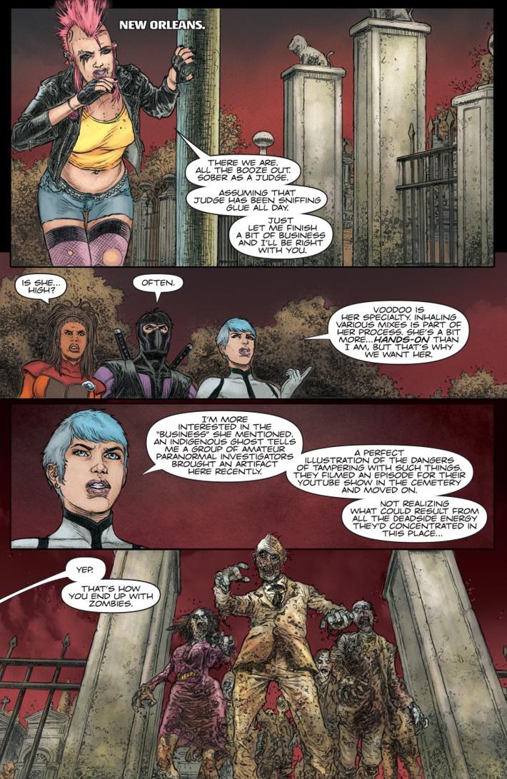 NINJA-K_007_005 ComicList Previews: NINJA-K #7
