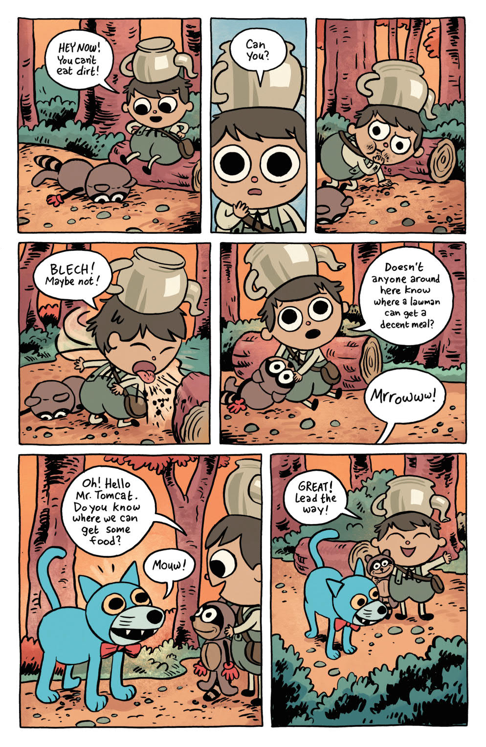 OverGardenWall_Ongoing_v1_PRESS_11 ComicList Preview: OVER THE GARDEN WALL VOLUME 1 TP
