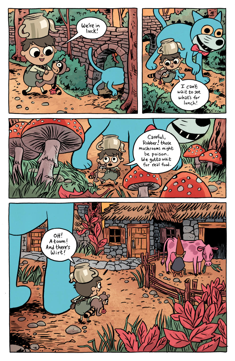 OverGardenWall_Ongoing_v1_PRESS_12 ComicList Preview: OVER THE GARDEN WALL VOLUME 1 TP
