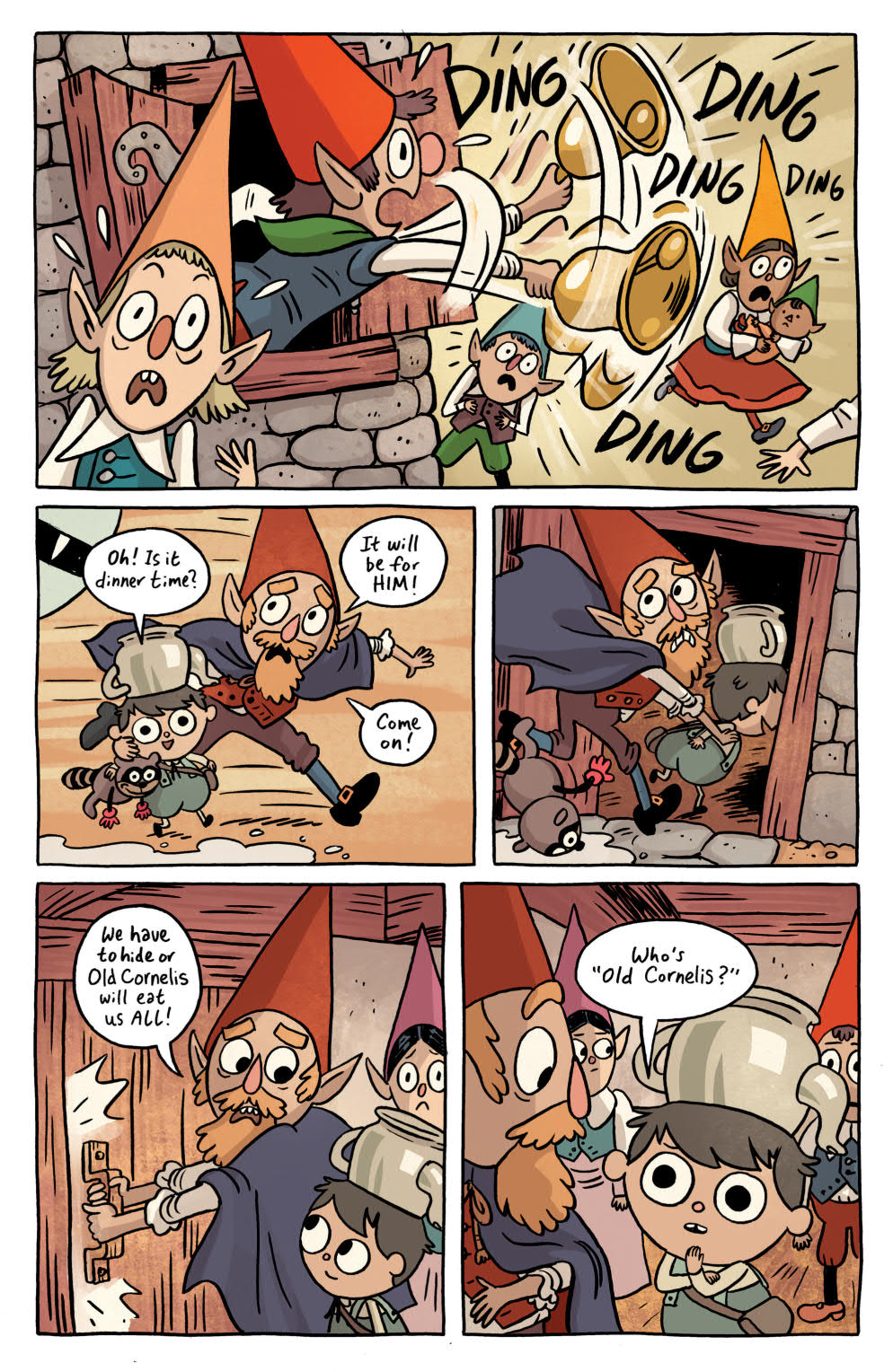 OverGardenWall_Ongoing_v1_PRESS_14 ComicList Preview: OVER THE GARDEN WALL VOLUME 1 TP