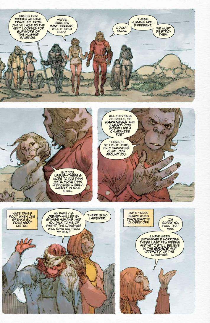 POTA_Ursus_004_PRESS_5 ComicList Previews: PLANET OF THE APES URSUS #4