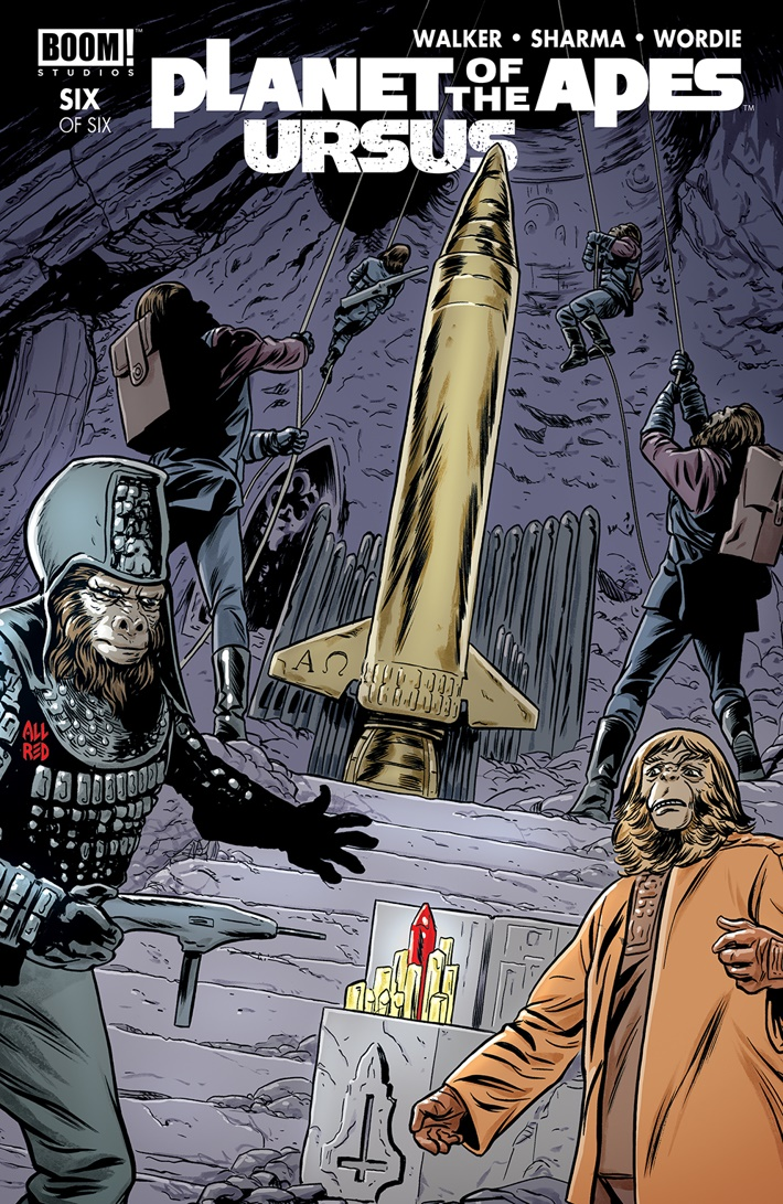 POTA_Ursus_06_C_Variant ComicList: BOOM! Studios New Releases for 06/20/2018