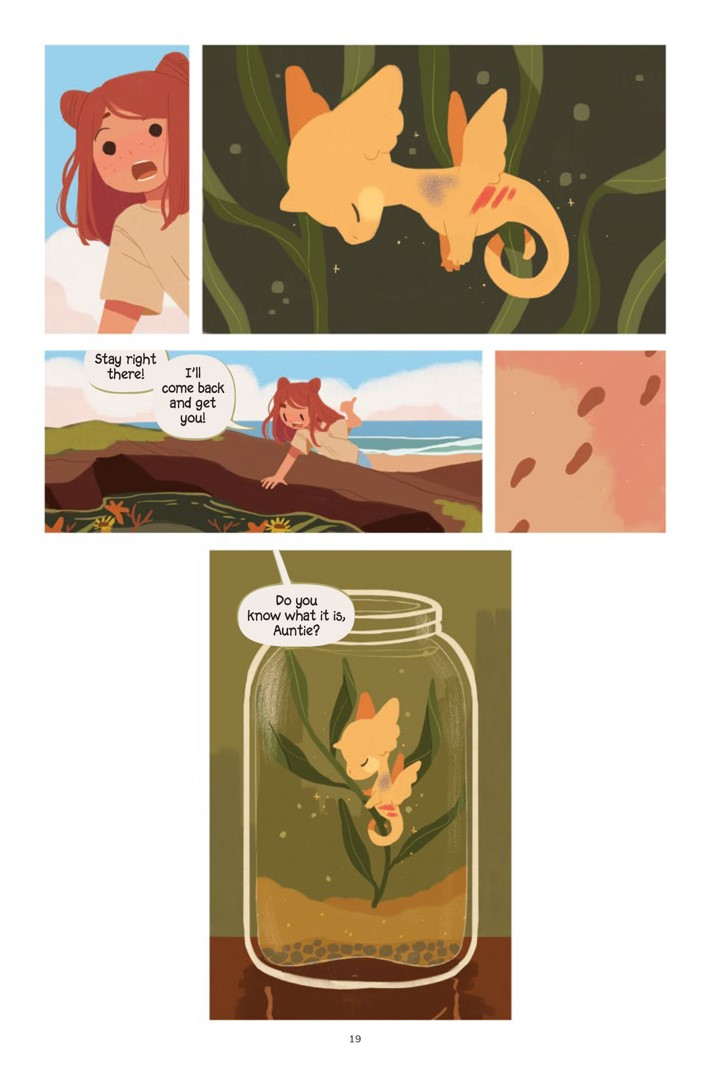 Pages-from-ACOVE-V1-MARKETING-6 ComicList Previews: AQUICORN COVE HC