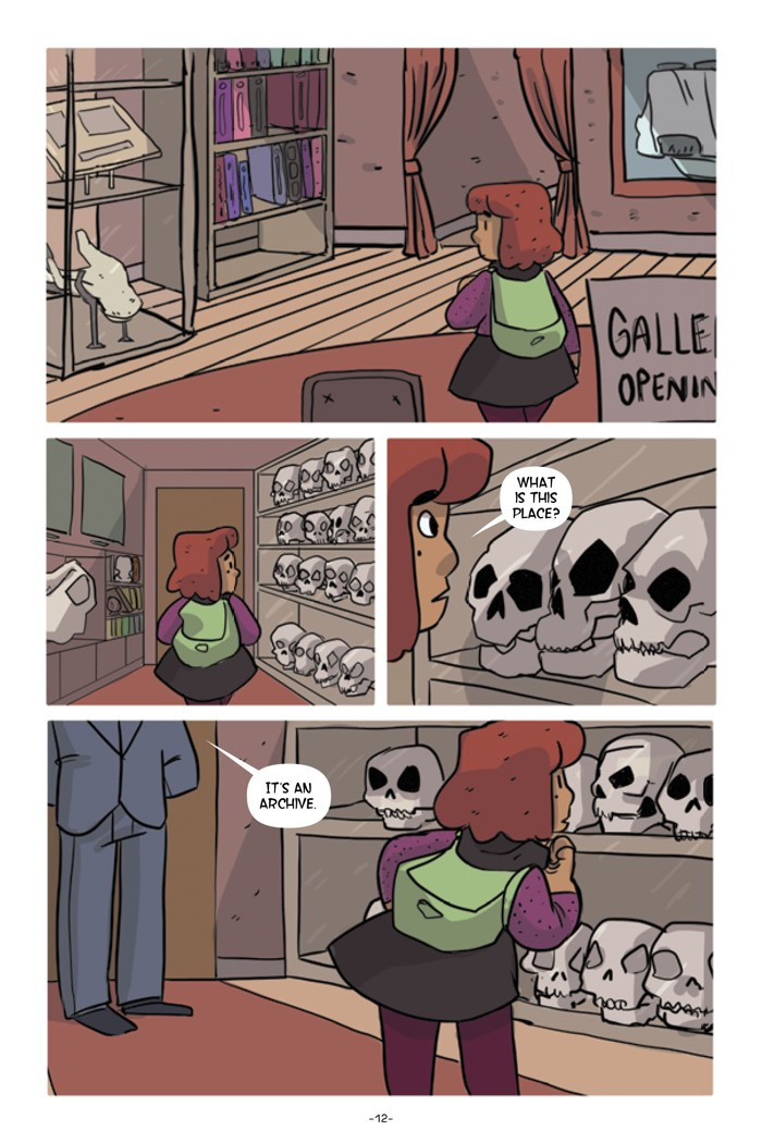 Pages-from-ARCHQUAL-V1-MARKETING-9 ComicList Previews: ARCHIVAL QUALITY GN