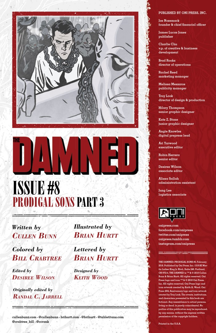 Pages-from-DAMNEDPS-8-MARKETING-2-2 ComicList Previews: THE DAMNED #8