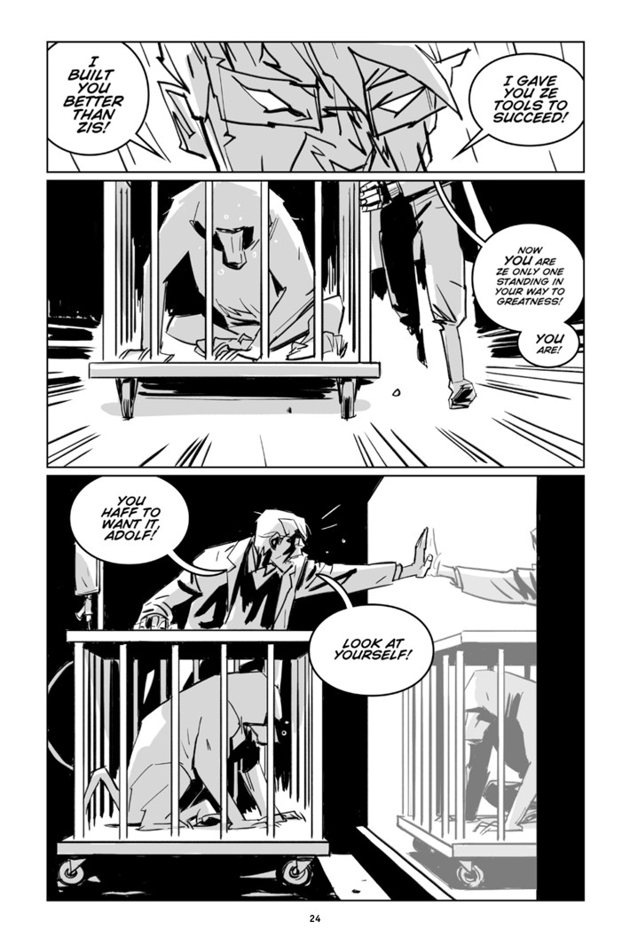 Pages-from-GUERILLASV4-MARKETING-5 ComicList Previews: GUERILLAS VOLUME 4 TP