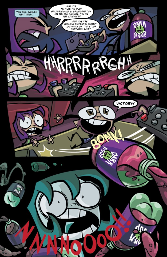 Pages-from-INVADERZIM-29-MARKETING-7 ComicList Previews: INVADER ZIM #29
