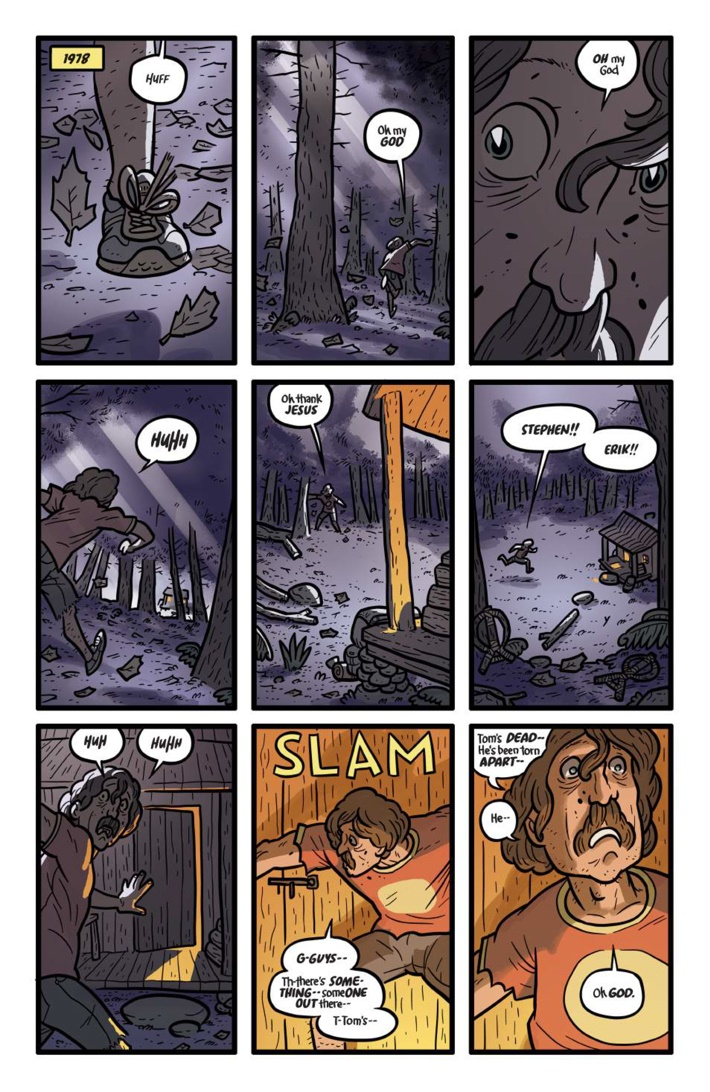 Pages-from-KAIJUMAXV3-TPB-MARKETING-2-2 ComicList Previews: KAIJUMAX VOLUME 3 SEASON THREE KING OF THE MONSTAS TP