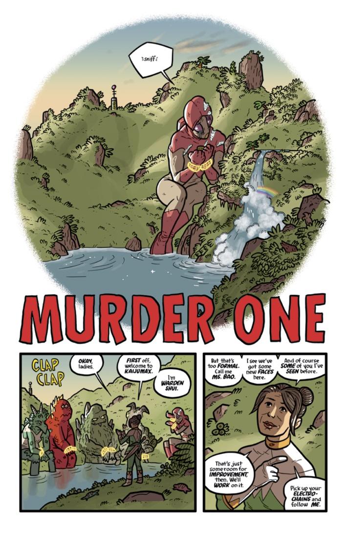 Pages-from-KAIJUMAXV4-1-MARKETING-6 ComicList Previews: KAIJUMAX SEASON FOUR #1