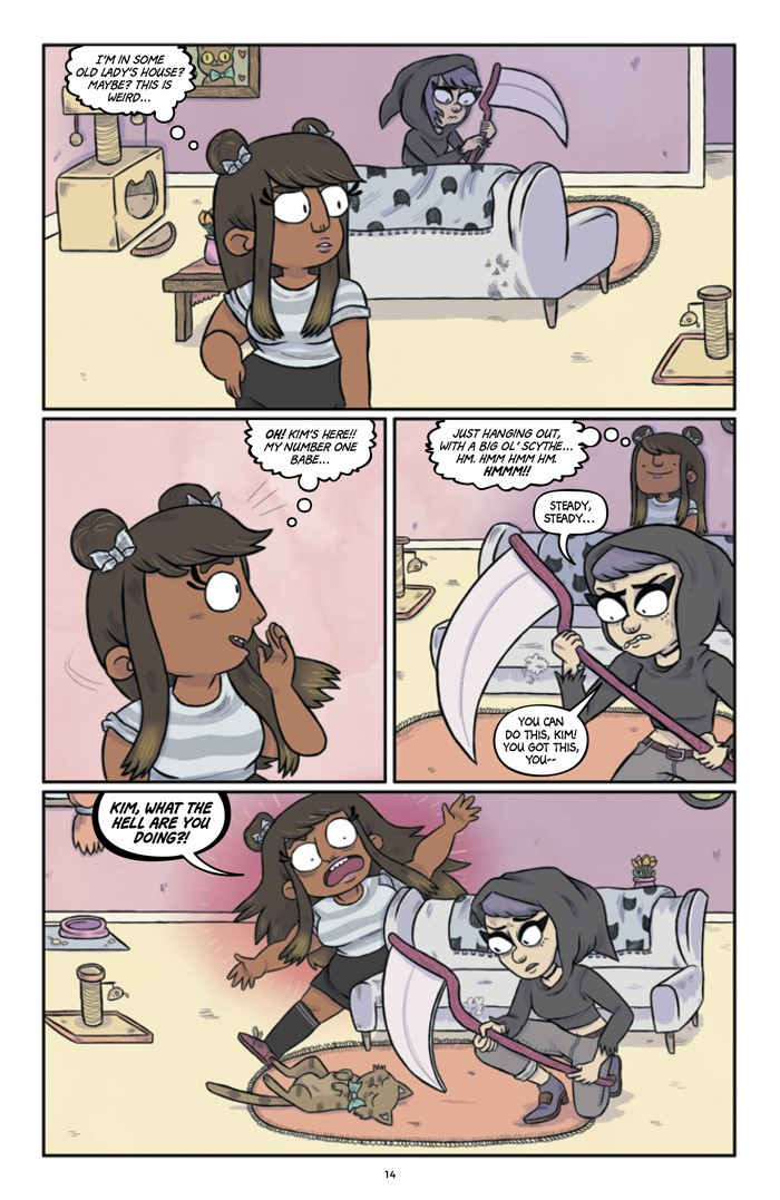 Pages-from-KIMREAPERV1-MARKETING-11 ComicList Previews: KIM REAPER VOLUME 1 GRIM BEGINNINGS TP