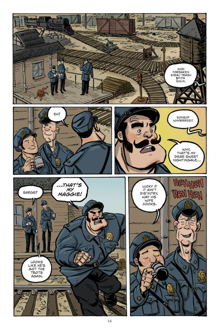 Pages-from-LIQUORCITY-V1-MARKETING-3 ComicList Previews: LONG ROAD TO LIQUOR CITY GN