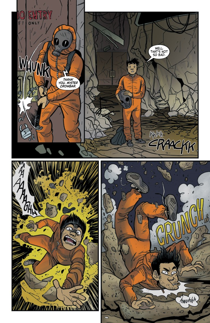 Pages-from-LONGCON-TP-1-MARKETING-1 ComicList Previews: THE LONG CON VOLUME 1 TP