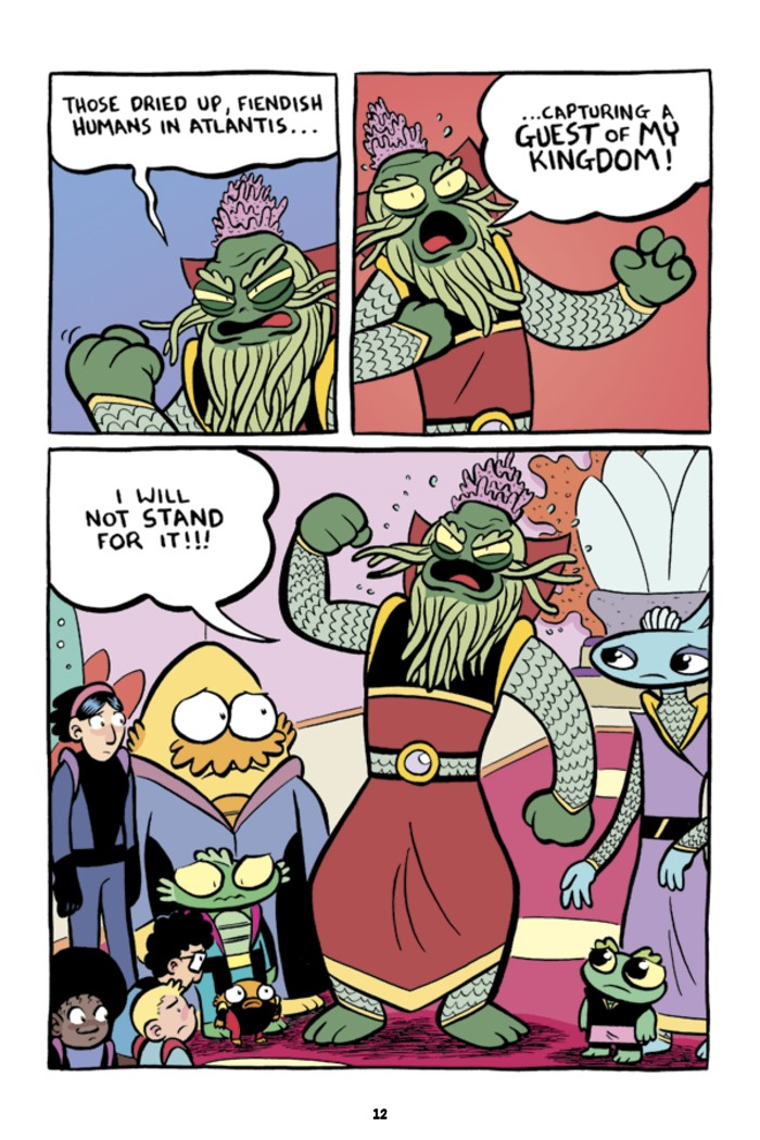 Pages-from-MERMIN-V4-SC-MARKETING-10 ComicList Previews: MERMIN VOLUME 4 INTO ATLANTIS GN
